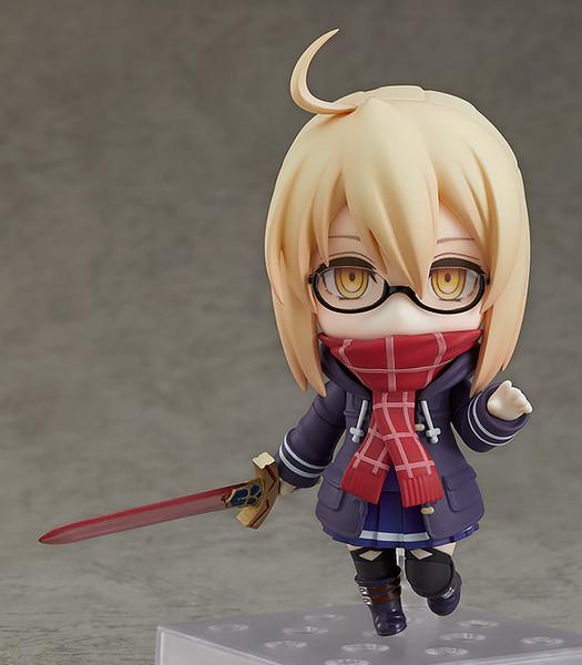 Berserker/Mysterious Heroine X Fate/Grand Order Nendoroid Figure