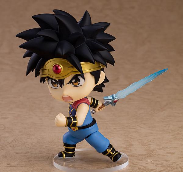 Dai Dragon Quest The Legend of Dai Nendoroid Figure
