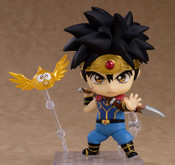 Dai Dragon Quest The Legend of Dai Nendoroid Figure