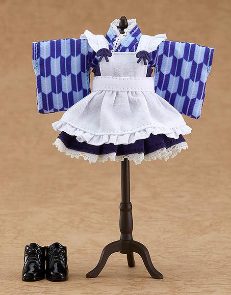 Yuki Catgirl Maid Nendoroid Doll Figure