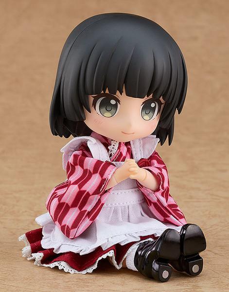 Sakura Catgirl Maid Nendoroid Doll Figure