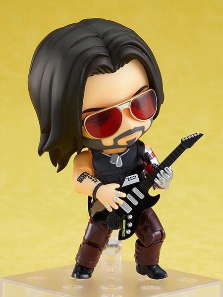 Johnny Silverhand Cyberpunk 2077 Nendoroid Figure
