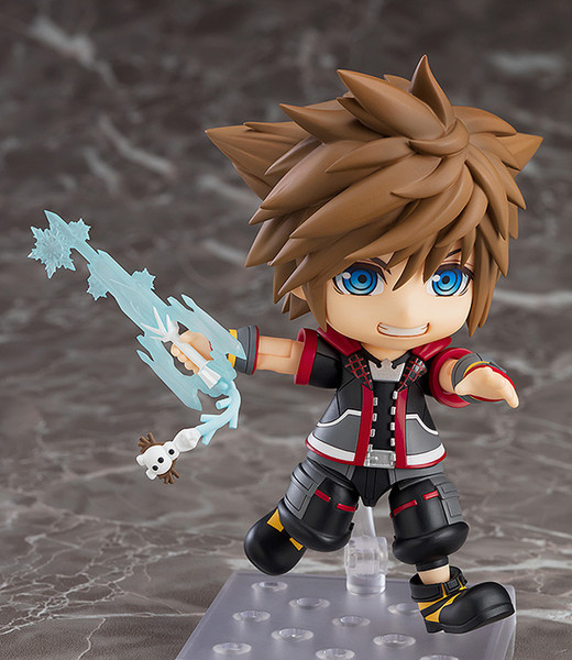 Sora Kingdom Hearts III Ver Nendoroid Figure