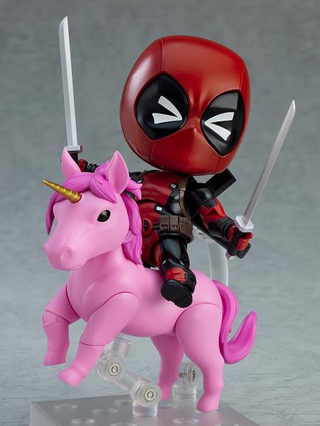 Deadpool DX Ver Nendoroid Figure