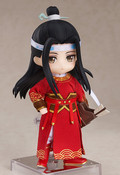 Lan Wangji Qishan Night-Hunt Ver The Master of Diabolism Nendoroid Doll Figure