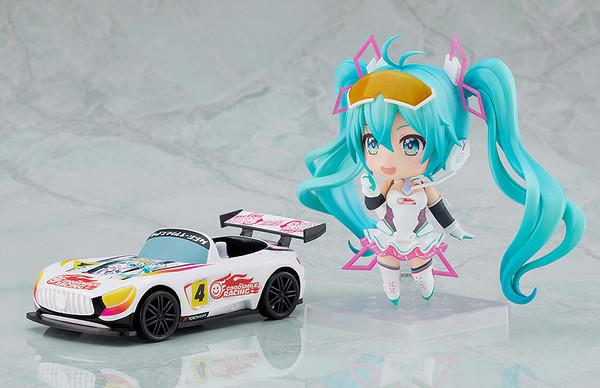 Racing Miku 2021 Ver Vocaloid Nendoroid Figure