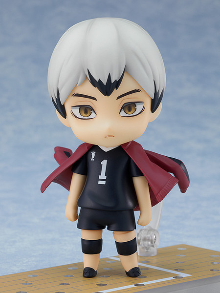 Shinsuke Kita Haikyu!! TO THE TOP Nendoroid Figure