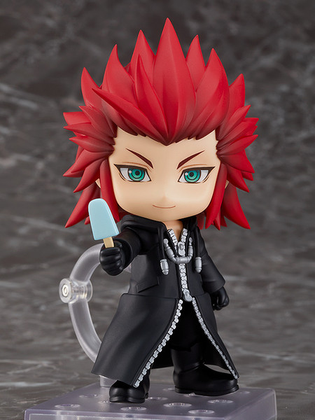 Axel Kingdom Hearts III Ver Nendoroid Figure