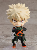 Katsuki Bakugo Winter Costume Ver My Hero Academia Nendoroid Figure