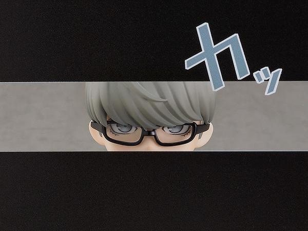 Yu Narukami Persona 4 Golden Nendoroid Figure