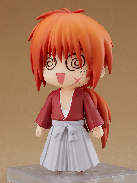 Kenshin Himura Rurouni Kenshin Nendoroid Figure