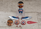 Captain America (Sam Wilson) DX Ver The Falcon and the Winter Soldier Nendoroid Figure