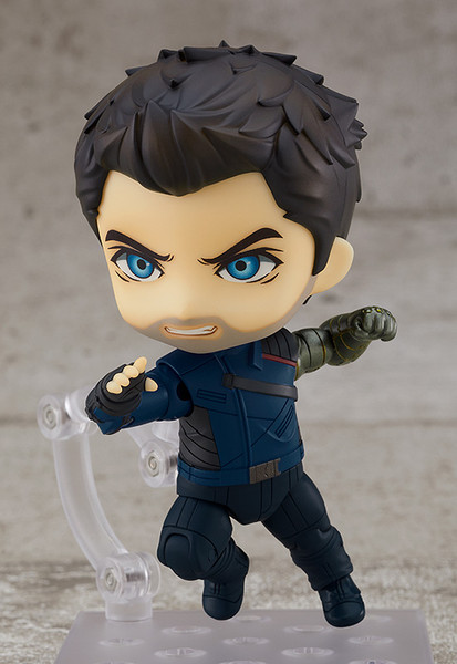 Winter Soldier DX Ver The Falcon and the Winter Soldier Nendoroid Figure