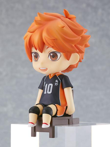Shoyo Hinata Haikyu!! TO THE TOP Nendoroid Swacchao! Figure