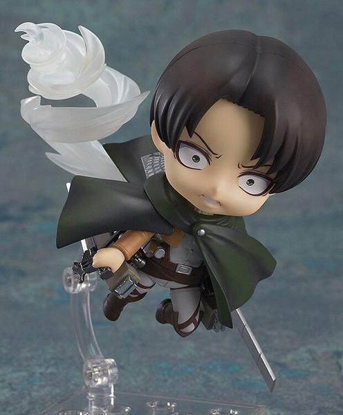 Levi (2nd-Run) Attack On Titan Nendoroid Figure