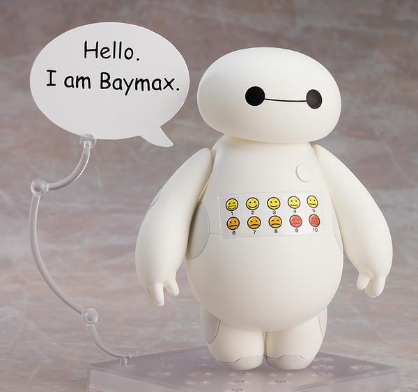 Baymax Big Hero 6 Nendoroid Figure