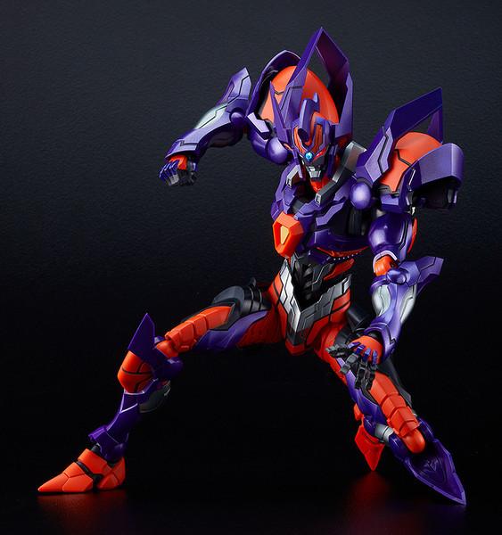 Gridknight SSSS.DYNAZENON Gigan-Techs Action Figure