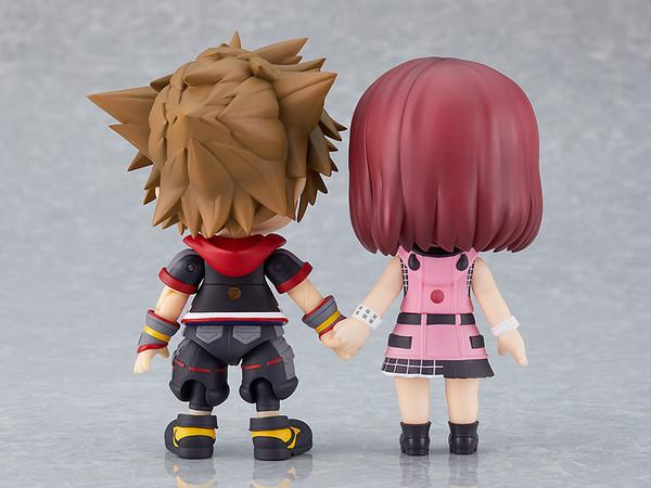 Kairi Kingdom Hearts III Ver Nendoroid Figure