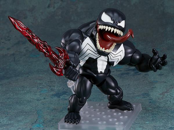 Venom Marvel Comics Nendoroid Figure