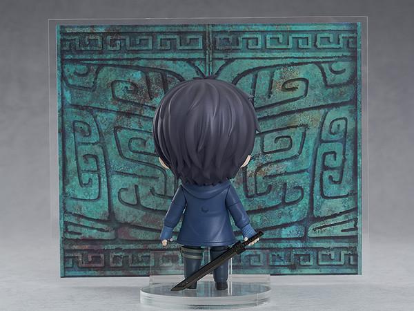 Zhang Qiling DX Ver TIME RAIDERS Nendoroid Figure