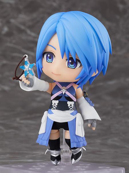 Aqua Kingdom Hearts III Ver Nendoroid Figure