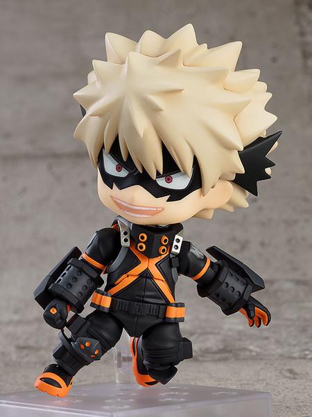 Katsuki Bakugo Stealth Suit Ver My Hero Academia World Heroes' Mission The Movie Nendoroid Figure