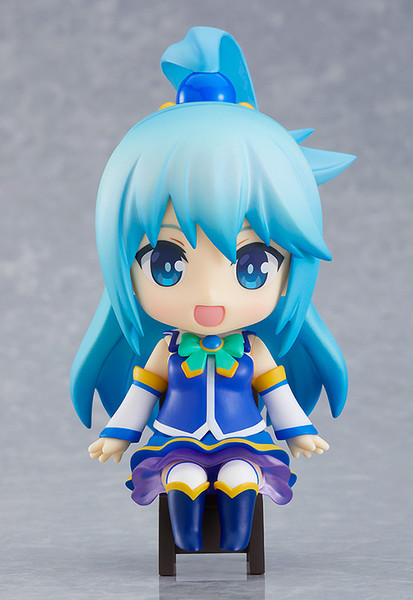 Aqua Konosuba Nendoroid Swacchao! Figure