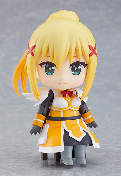 Darkness Konosuba Nendoroid Swacchao! Figure