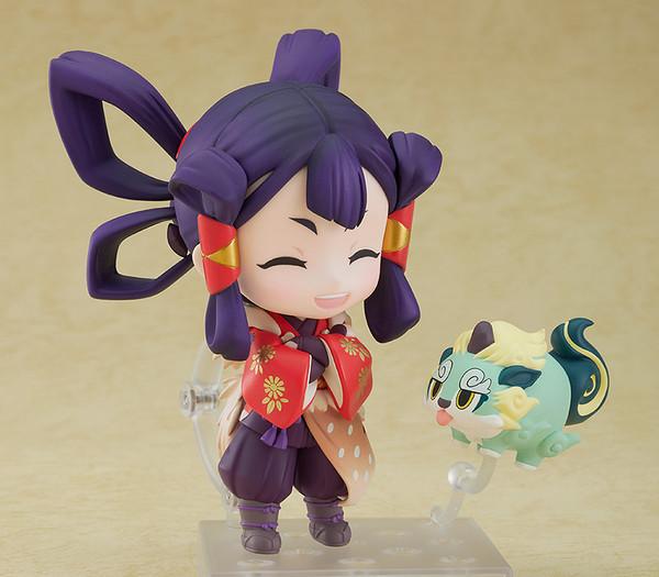 Princess Sakuna Sakuna of Rice and Ruin Nendoroid Figure