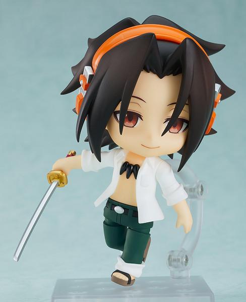 Yoh Asakura Shaman King Nendoroid Figure
