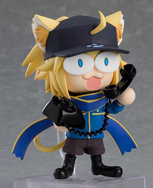 Mysterious Neko X Fate/Grand Carnival Nendoroid Figure