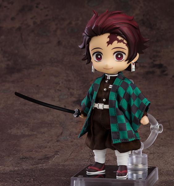 Tanjiro Kamado Outfit Demon Slayer Nendoroid Doll Accessory