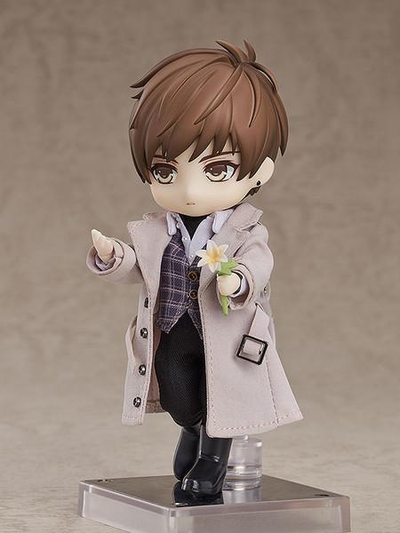 Bai Qi Min Guo Ver Love & Producer Nendoroid Doll Figure