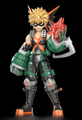 Katsuki Bakugo My Hero Academia MODEROID Model Kit
