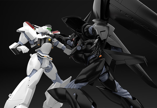 Type-J9 Griffon Flight & Aqua Unit Set Mobile Police Patlabor MODEROID Model Kit