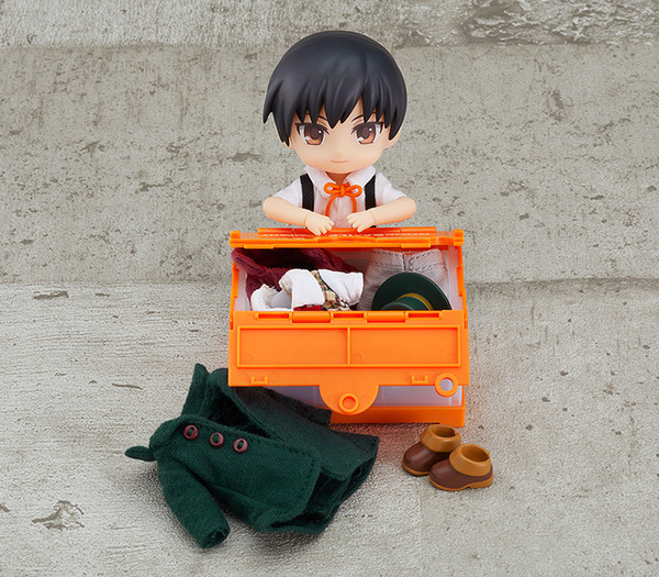 Good Smile 20th Anniversary Nendoroid More Orange Storage Container
