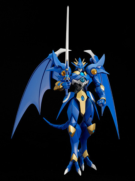 Ceres the Spirit of Water Magic Knight Rayearth MODEROID Model Kit