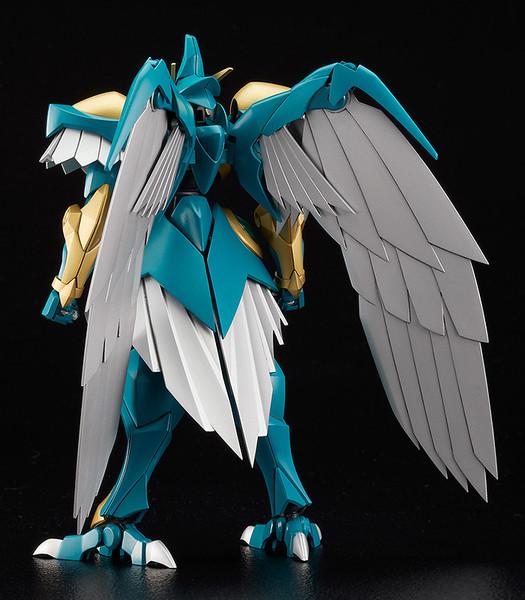 Windom the Spirit of Air Magic Knight Rayearth MODEROID Model Kit