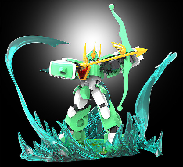 Wind Effect MODEROID and Figure Accessory