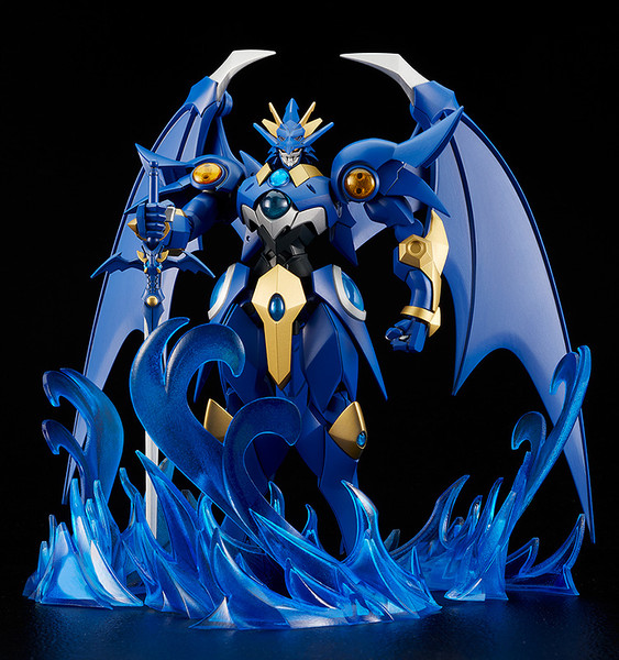 Wave Effect MODEROID and Figure Accessory