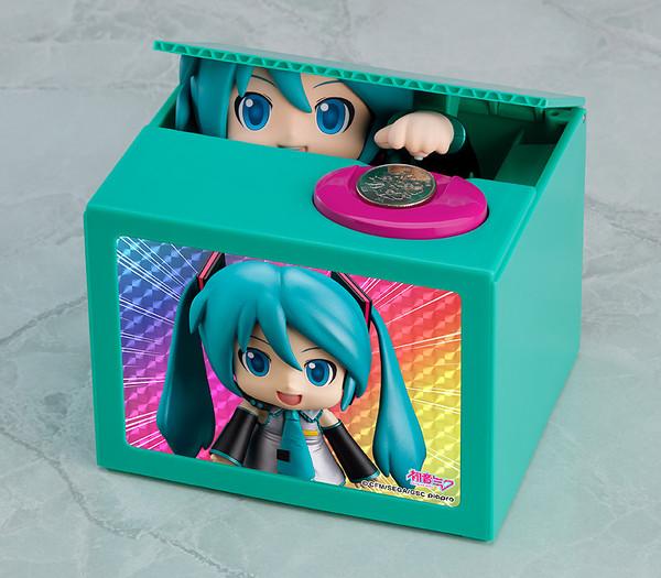 Mikudayo Vocaloid Coin Bank