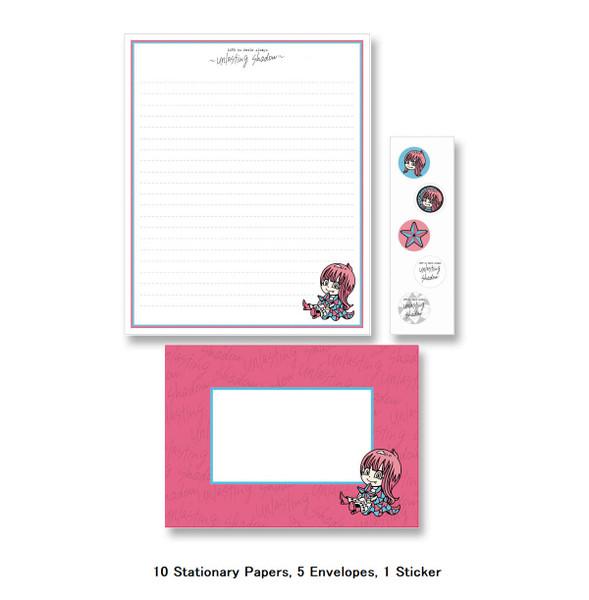 LiSA Unlasting Shadow Ver Love Letter Set