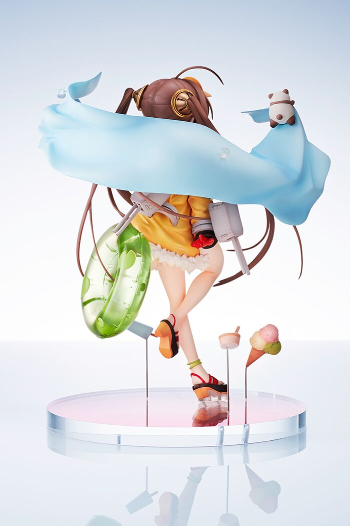 Ping Hai Merry Summer Ver Azur Lane Figure