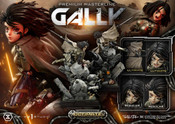 Gally Ultimate Ver Battle Angel Alita Statue