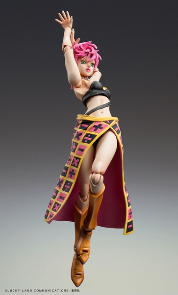 Trish Una Jojo's Bizarre Adventure Golden Wind Figure