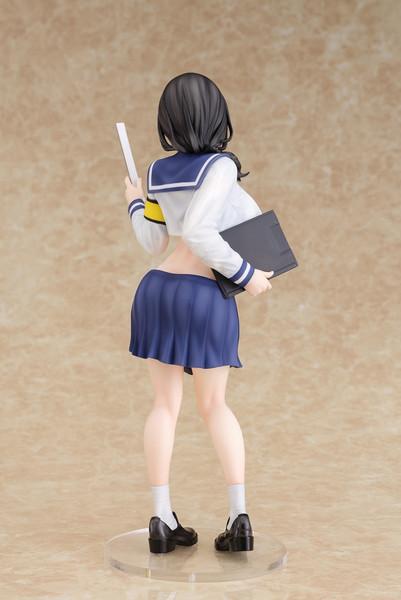 Serious!? Fuki lin-san Original Character Figure