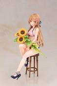 Sunflower Girl Momose Kurumi Original Character Figure