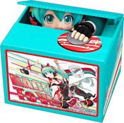 Racing Miku 2020 Teal Ver Hatsune Miku Coin Bank