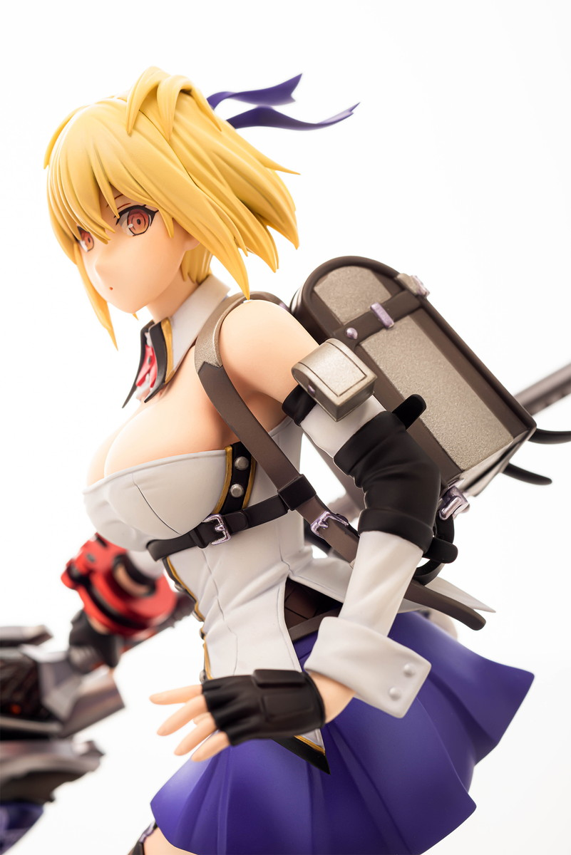 Claire Victorious God Eater Figure
