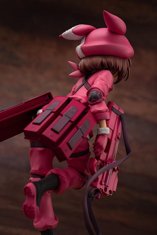 Llenn (Re-run) Desert Bullet Ver Sword Art Online Alternative Gun Gale Online Figure
